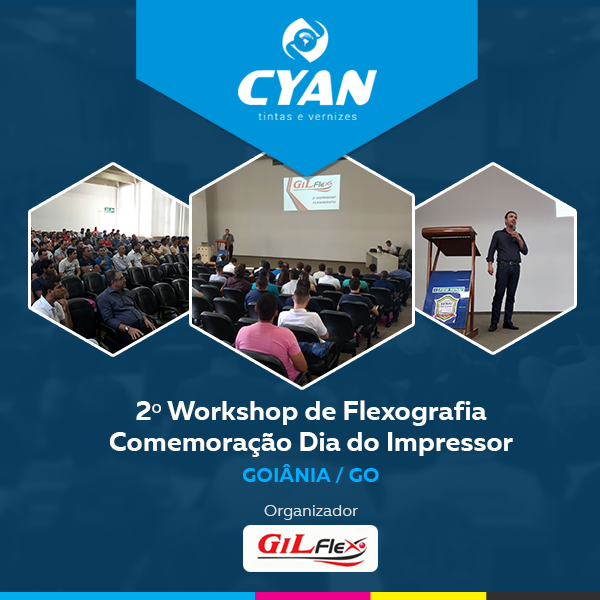 2º Workshop de Flexografia